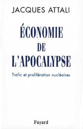 Économie de l'Apocalypse