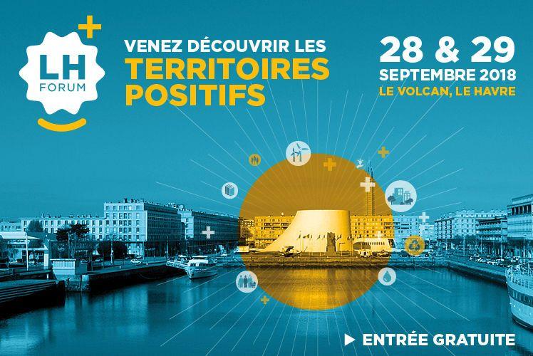 7ème édition du LH Forum, Forum des villes et des territoires positifs